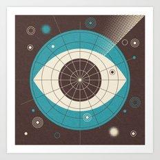 Radar - Part II Art Print