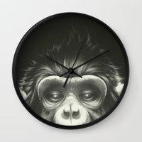 Prisoner (Original) Wall Clock