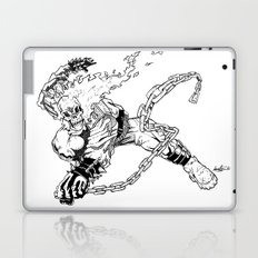Ghost Rider Laptop & iPad Skin