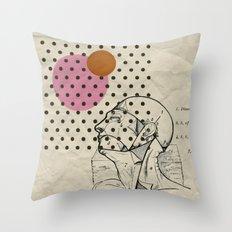 HotDot Squared Throw Pillow