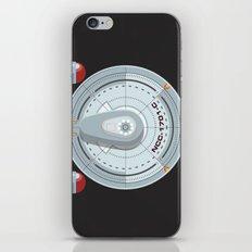 Enterprise - Star Trek iPhone & iPod Skin
