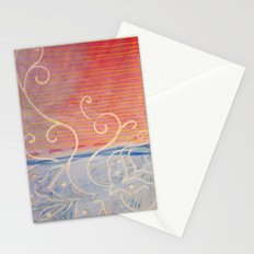 Pink or Blue Stationery Cards