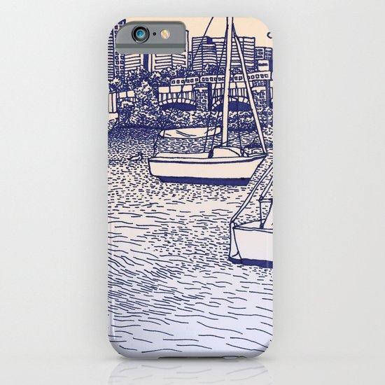 Charles River Esplanade iPhone & iPod Case