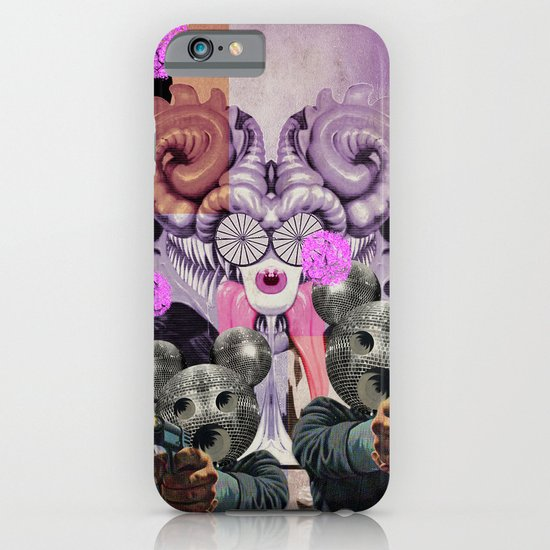 SparA_TuTTo iPhone & iPod Case