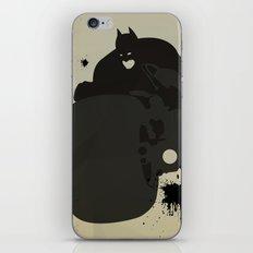 The Dark Knight: Batpod iPhone & iPod Skin