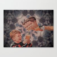Firstly Canvas Print