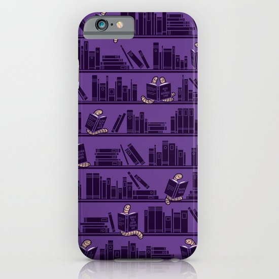 Bookworms iPhone & iPod Case
