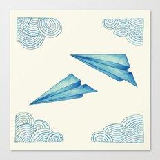 High Flyer Canvas Print