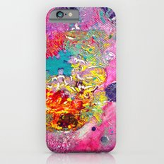 Blanket Detail I iPhone 6 Slim Case