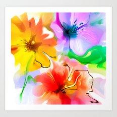 spring2 Art Print