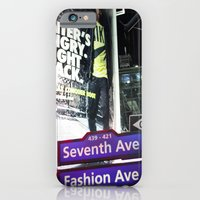 iPhone & iPod Case featuring New York City by Theresia Pauls