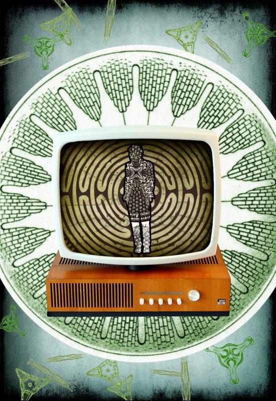 Interior Broadcast Art Print