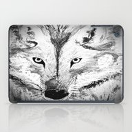 An Inquisitive Look  iPad Case