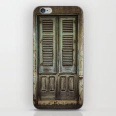 Italian Door III iPhone & iPod Skin