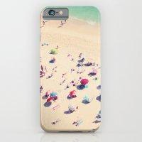 beach love - Nazare iPhone 6 Slim Case