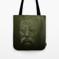 Roosevelt Forest Tote Bag