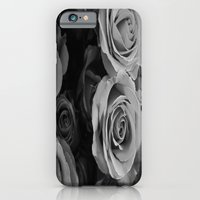 Black Hearted  iPhone 6 Slim Case