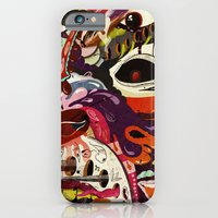 iPhone & iPod Case featuring Mr. Nice by Mathis Rekowski