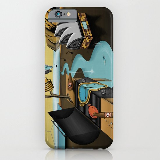 Where Time Stands Still - Surreal Sydney  iPhone & iPod Case