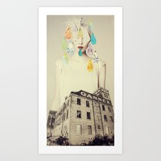 gannex Art Print