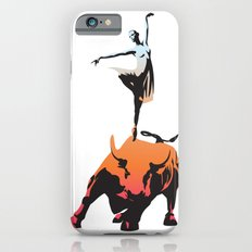 bovine ballet iPhone 6s Slim Case