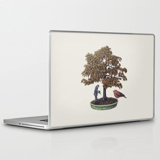 Enchanted Bonsai Laptop & iPad Skin
