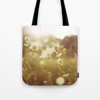Summers Light Tote Bag