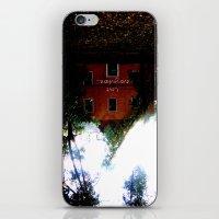 Love everywhere iPhone & iPod Skin