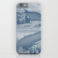 iPhone & iPod Case featuring Hungry by Jacques Maes