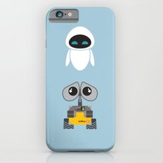 Wall-E And Eve iPhone 6 Slim Case