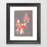 For Asme With Love And S… Framed Art Print