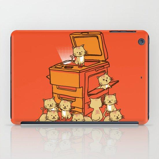 The Original Copycat iPad Case
