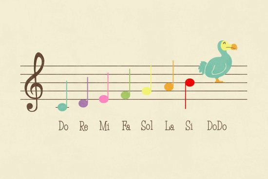 Music Lesson Art Print