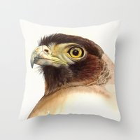 eagle Throw Pillow