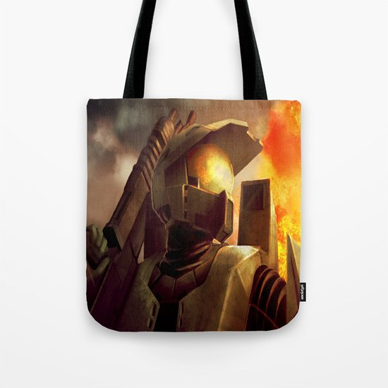 Epic Halo Spartan Tote Bag