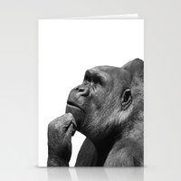 Thought Process Stationery Cards
