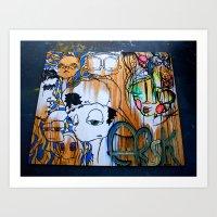multiERSK Art Print