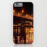 hawthorn bridge iPhone 6 Slim Case