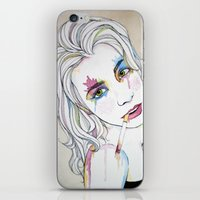 Self Portrait No. 1 iPhone & iPod Skin