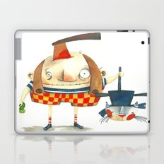 Halloween is here Laptop & iPad Skin