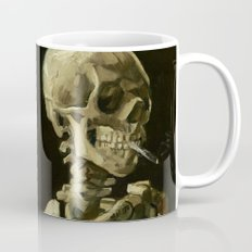 Skull Of A Skeleton With… Mug