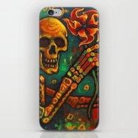 Datura iPhone & iPod Skin