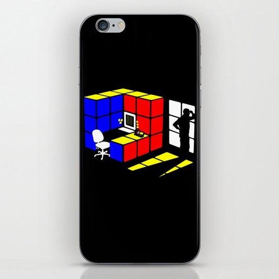 Rubix Cubicle iPhone & iPod Skin
