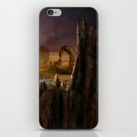 Red City iPhone & iPod Skin