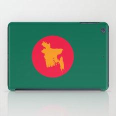 Flag | Bangladesh iPad Case