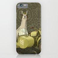 Sidecar Llama iPhone 6 Slim Case