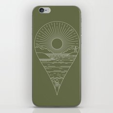 Heading Out iPhone & iPod Skin