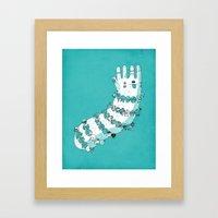 Bracelets Framed Art Print