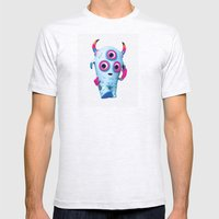 Pixy Wonderland Mens Fitted Tee Ash Grey SMALL