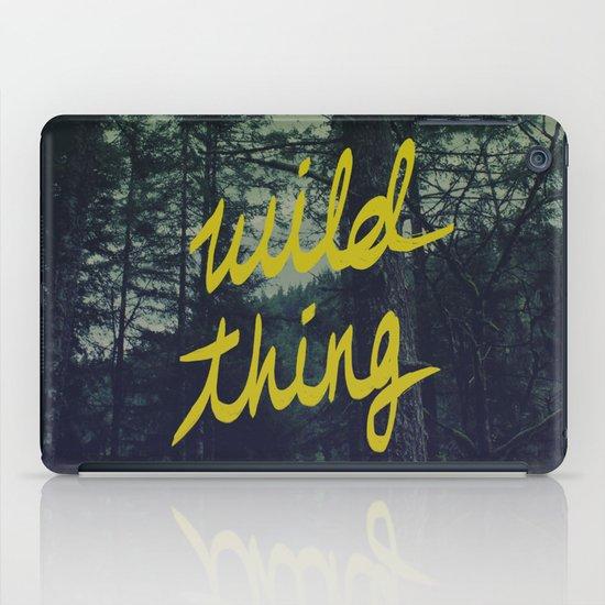 Wild Thing iPad Case